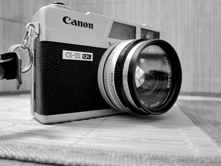 Canonet QL17 GIII